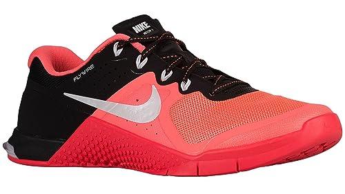 Nike Wmns Metcon 2, Zapatillas de Gimnasia para Mujer, Naranja (Brght MNG/