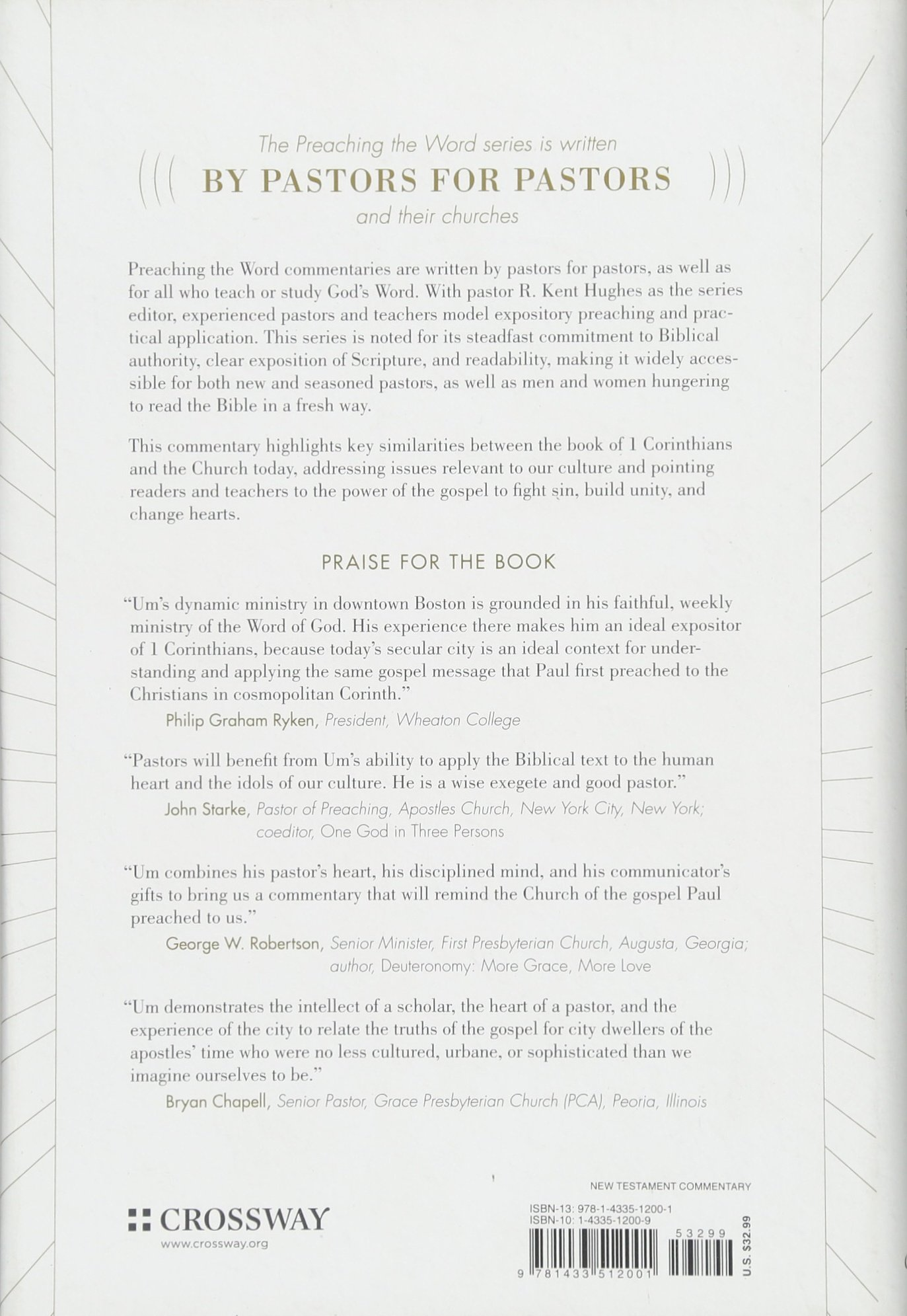 1 Corinthians: The Word of the Cross (Preaching the Word