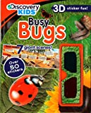 Busy Bugs (Discovery Kids) (Discovery 3D Sticker)