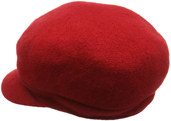 cbba21180 Amazon.com: Betmar Women's Rhinstone Cap Wool with Sparkling Trim ...