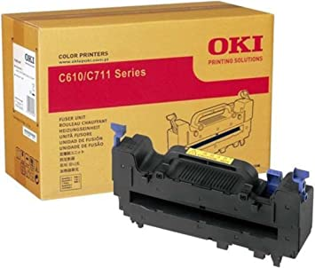 Amazon.com: Okidata 57111801 C831 mc873dn Series Fuser Unit ...