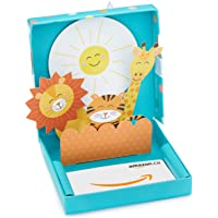 Amazon.ca Gift Card in a Welcome Baby Gift Box