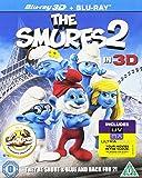 The Smurfs 2 [Blu-ray 3D + Blu-ray] [2013]