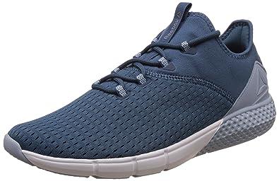 Reebok Fire Tr, Chaussures Multisports Intérieur Homme, Bleu (Brave BlueGable Grey