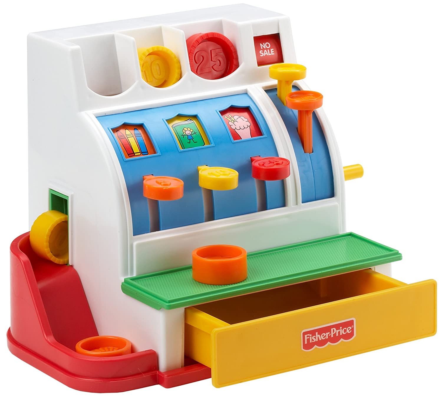 Fisher Price Caja registradora Mattel