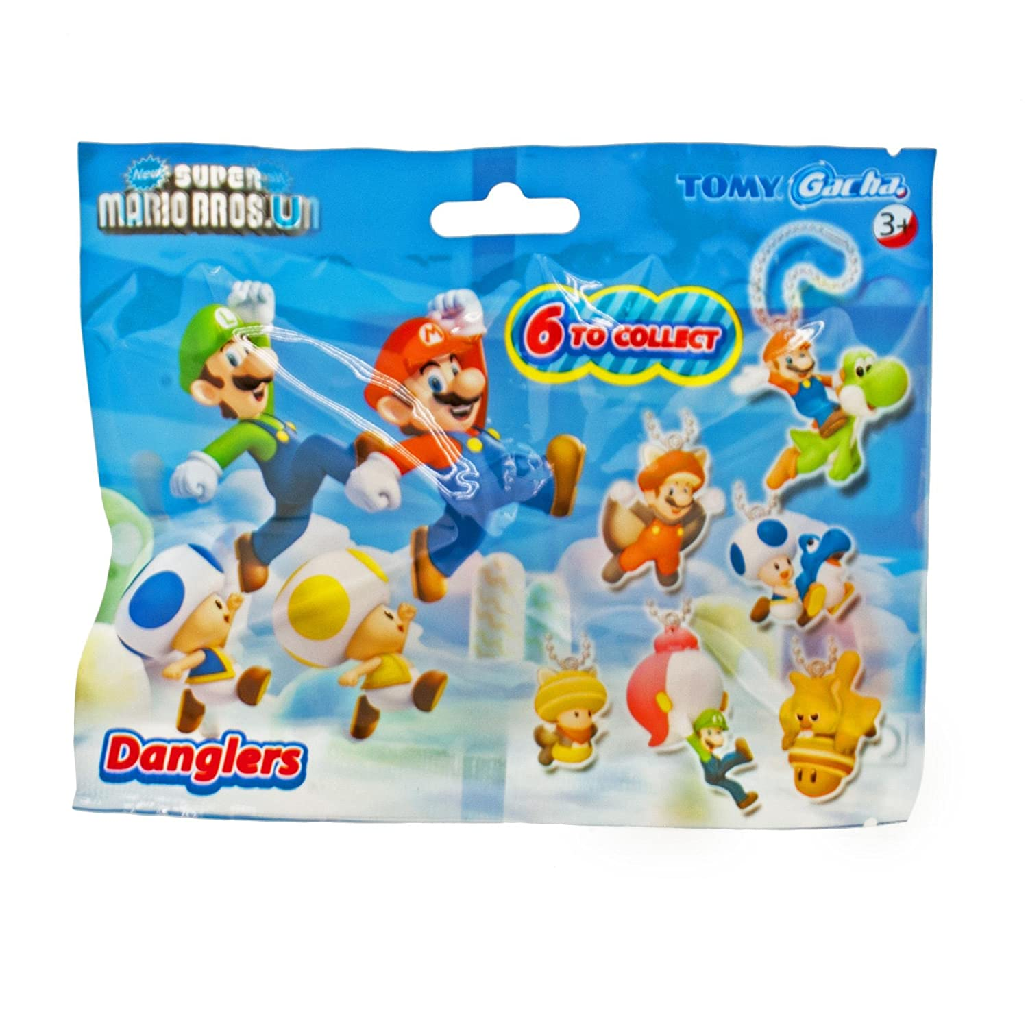 Pocket Money - Llavero Mario Bros (T8835EU): Amazon.es ...