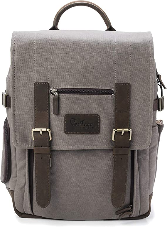 Camera Backpack Waterproof Fit 1 DSLR//SLR 3 Lenses with 13-15 inch Laptop//Tablet Compartment for Outdoor Travel