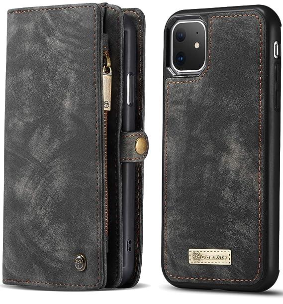 XRPow - Funda Tipo Cartera para Samsung Note 10 (Cierre ...