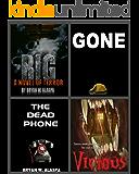 Horror Novel Box Set: Four Complete Novels of Terror and Suspense
