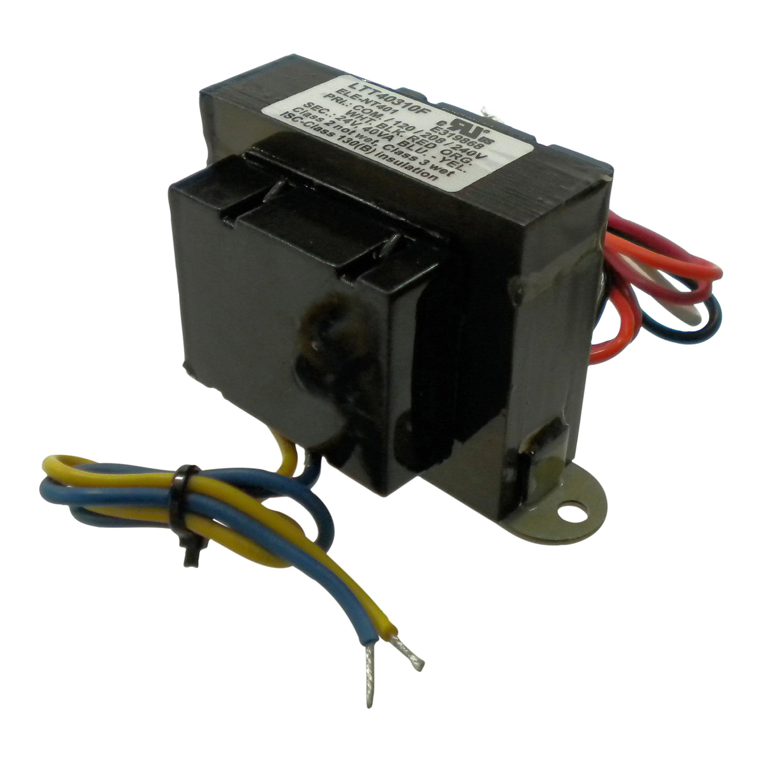 Protactor Universal Furnace Transformer 115-208-240 Volt Primary 24 Volt Secondary 40 VA