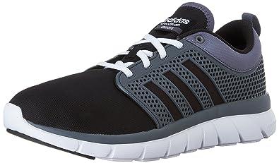 Adidas Neo Cloudfoam Groove Zapatos, conducen GrisAzul