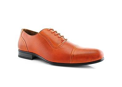 133636e5d7a Ferro Aldo Men s Dress Shoes Cap Toe Lace up Oxfords Don MFA19339 (6.5 U.S
