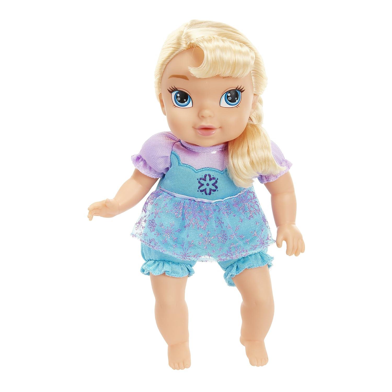 Disney Frozen Deluxe Elsa Baby Doll Jakks 31026