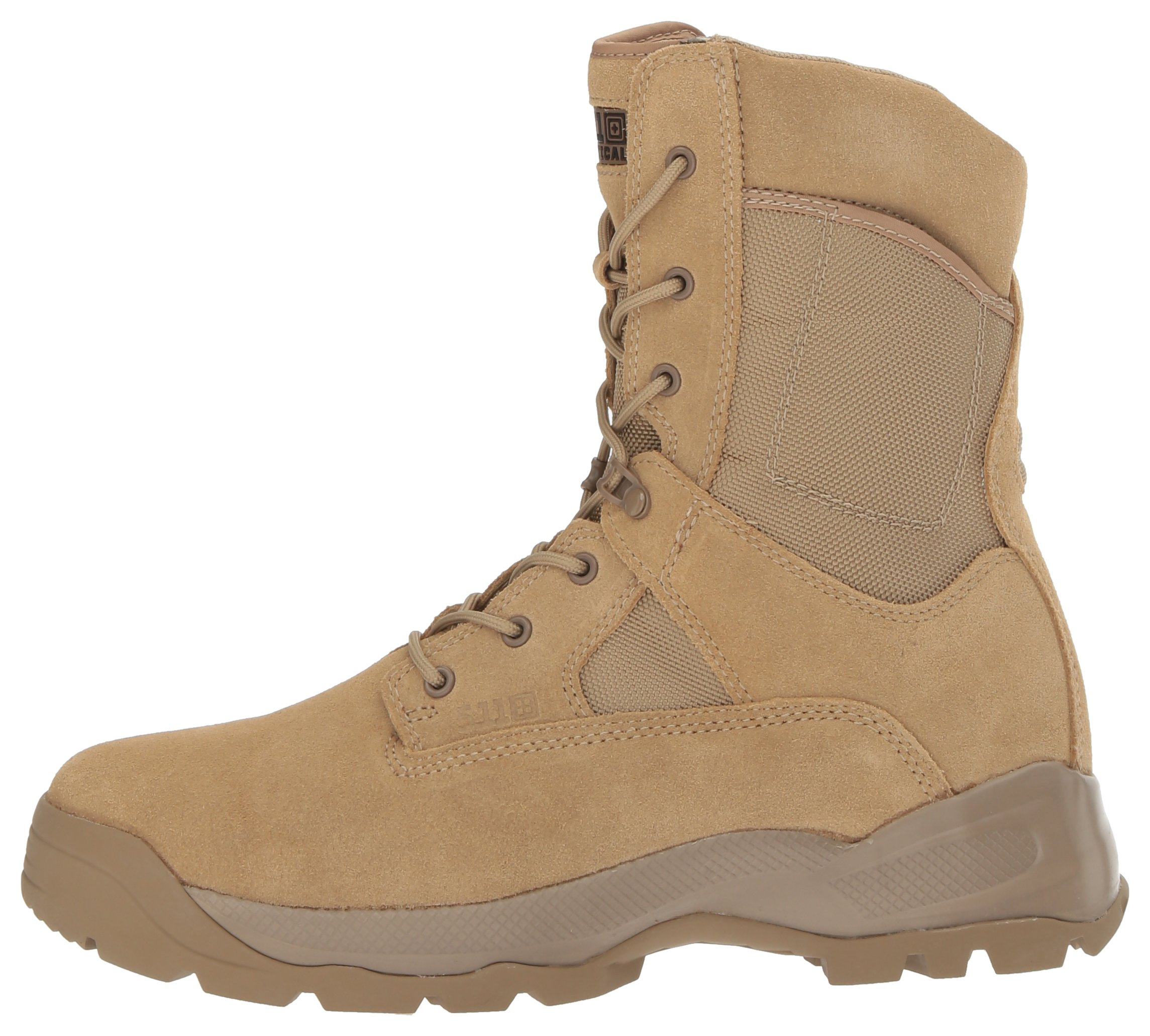 5.11 Atac 8In Boot-U, Coyote Brown, 11 D(M) US by 5.11 (Image #5)