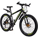 Mars Sales! Flying 21 speeds Mountain Bikes Bicycles Aluminium Frame Shimano Disc Brake with Warranty Light Weight