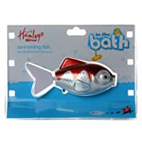 Hamleys Swimming Bath Fish (Orange/White)
