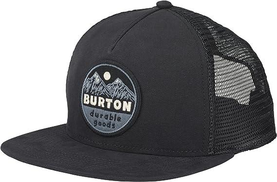f09bc2a9 Burton Men's Marble Head Hat True Black 1SZ at Amazon Men's Clothing ...