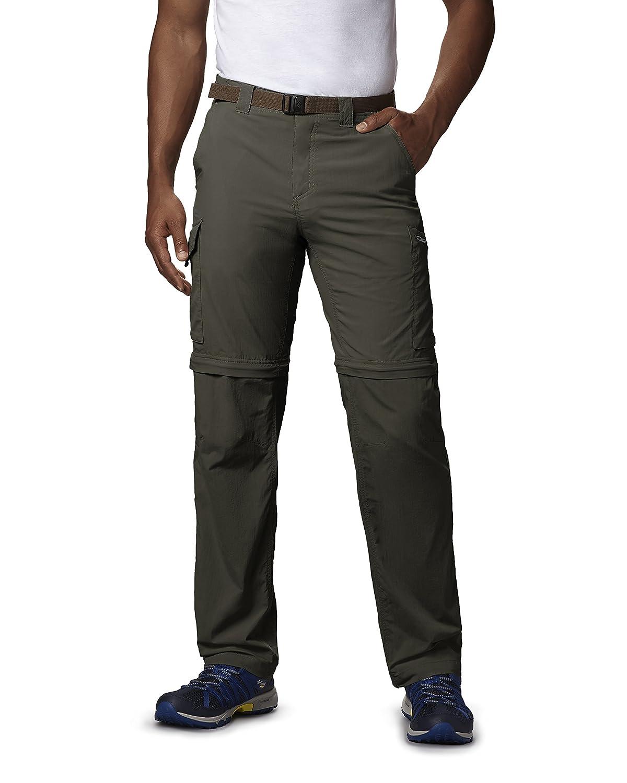 vert Peatmoss 38 34 Columbia argent Ridge Convertible Pantalon Homme