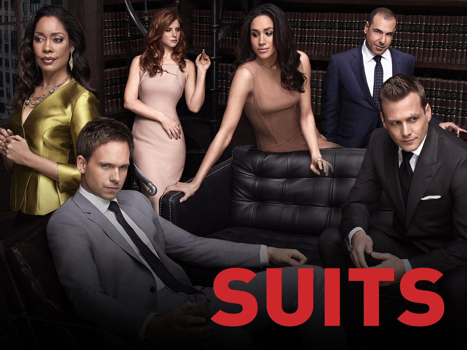 Amazoncom Watch Suits Season 1 Prime Video