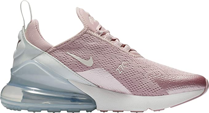 esconder corazón perdido Posesión  Amazon.com | Nike Women's Air Max 270 Shoes (9.5, Plum/White) | Road Running