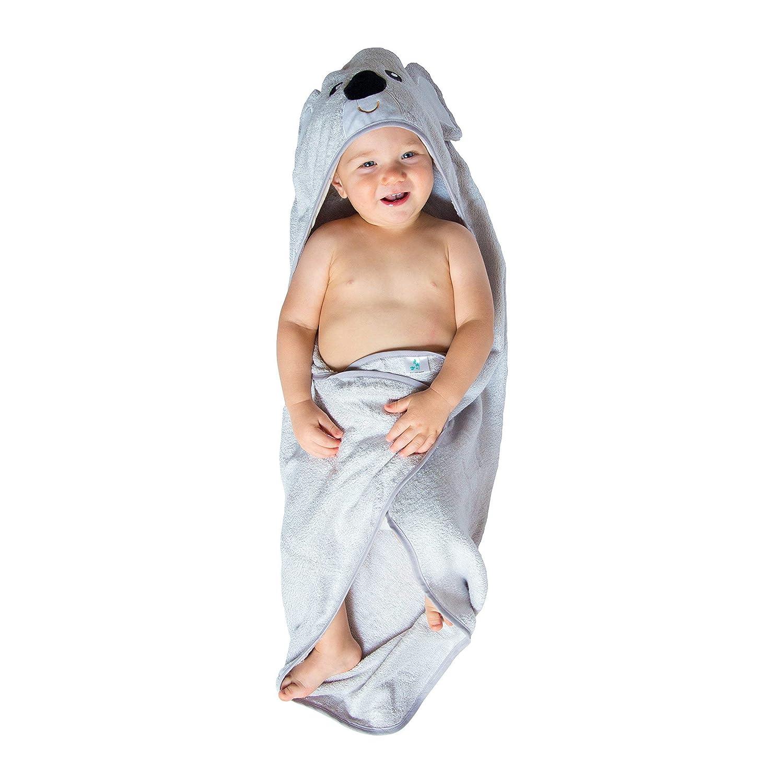 Hooded Baby Bath Towel Cute Large Plush Ultra