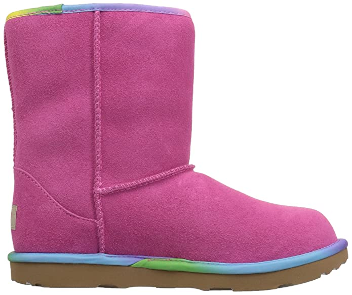 388584797f8 UGG Kids K Classic Short II Rainbow Pull-on Boot