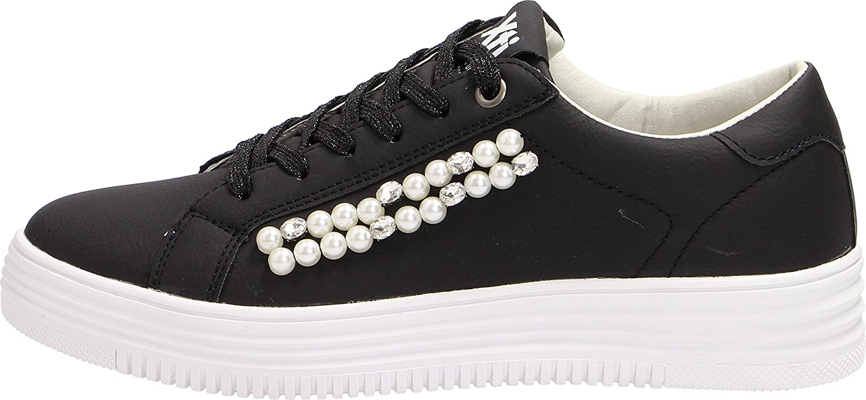 Xti Negro Scarpa Donna Sneakers 48041 w0nqM