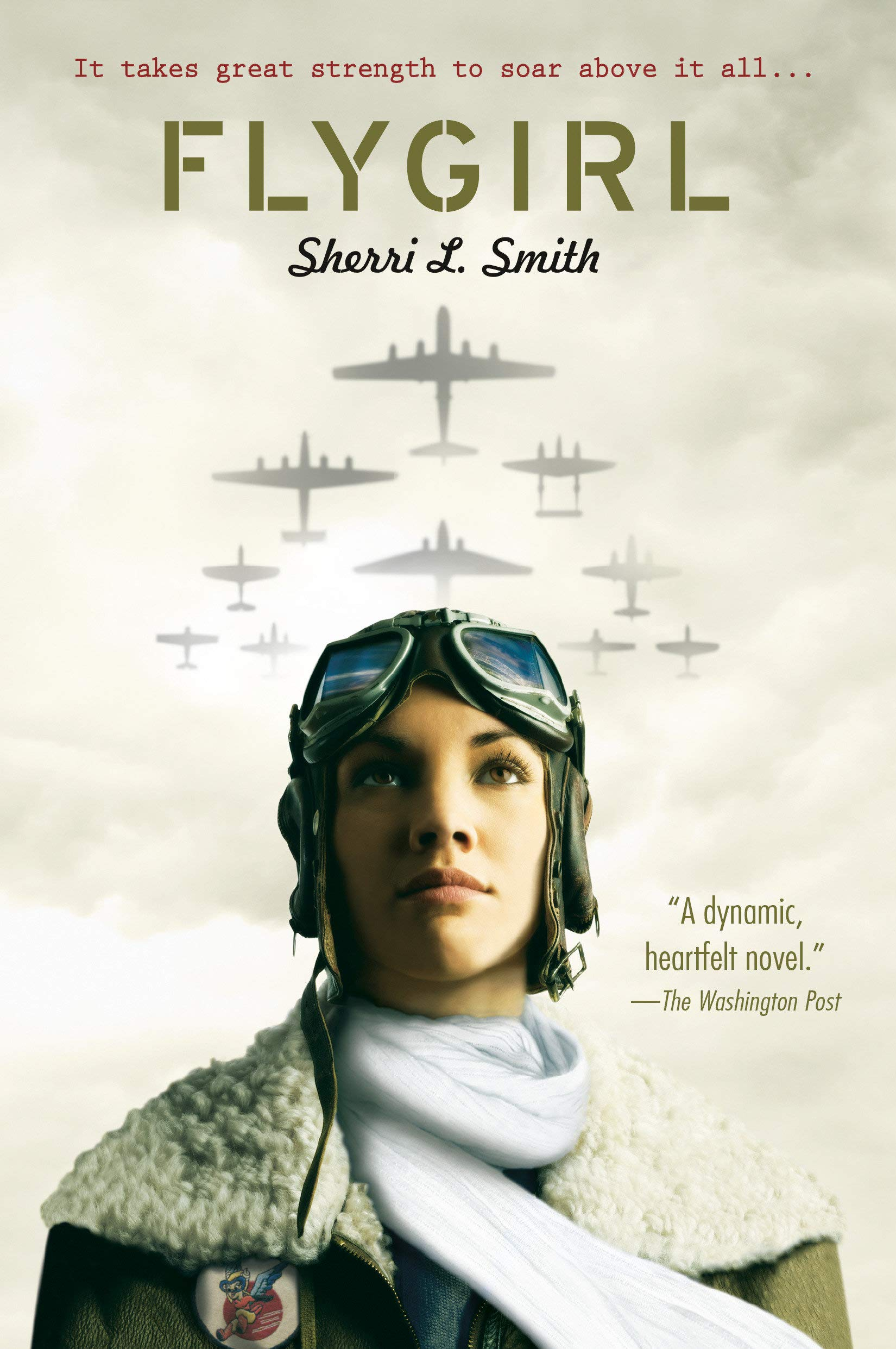 Flygirl Amazon Co Uk Smith Sherri L Books