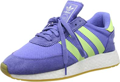 adidas I-5923 Suede Textile Womens Trainers