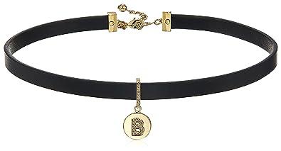 kate spade new york b choker necklace 14 2 extender