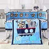Amazon Com Soho Baby Crib Bedding 10pc Set Rockstar