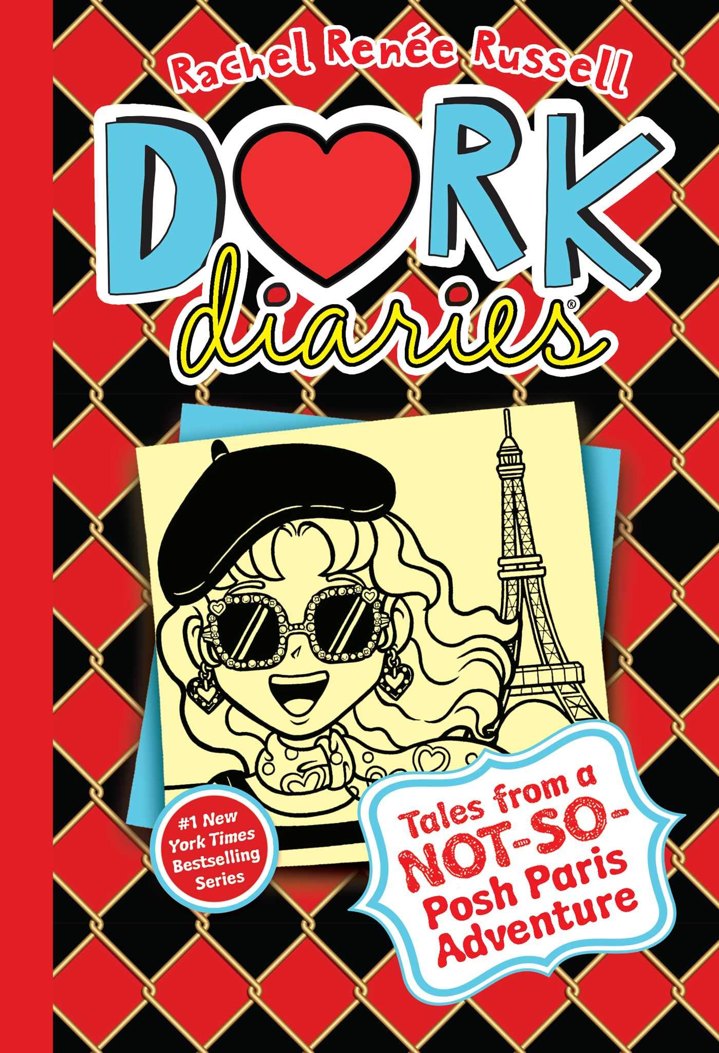 dork diaries books order