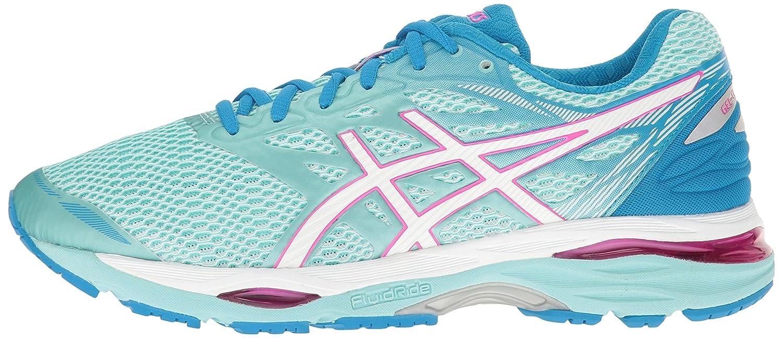 ASICS Women's Gel-Cumulus 18 Running Shoe B01GU85GGI 5 2A US|Aqua Splash/White/Pink Glow