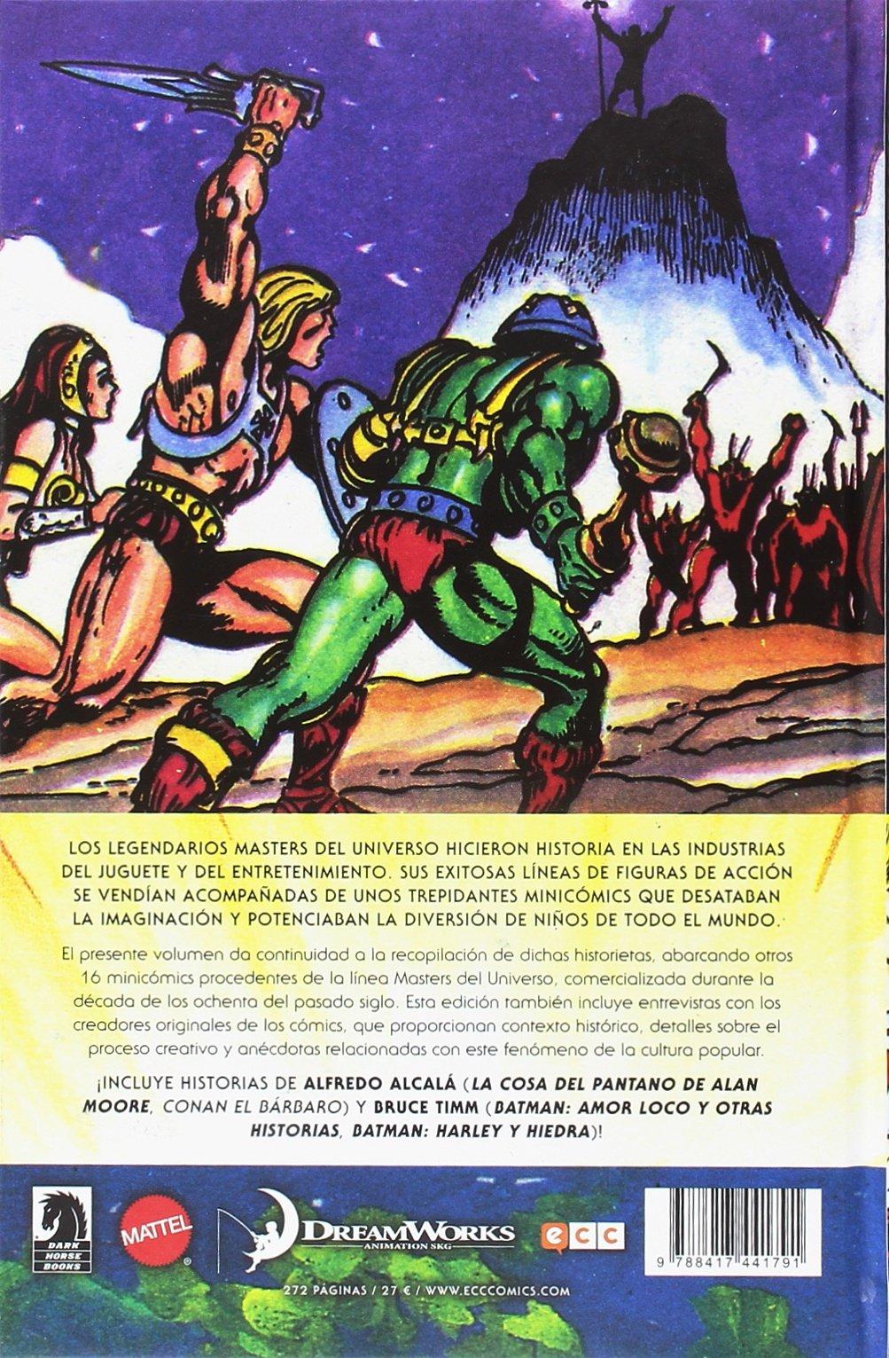 He-Man y los Masters del Universo: Colección de minicómics ...