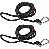 Extreme Max 3006.6634 PWC Dock Line with Metal Snap Hooks