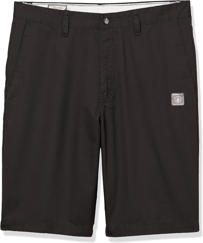 Volcom Men's Vmonty Chino Shorts: Clothing