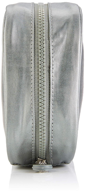 2 liters Metallic Stony Kipling Multi Pouch Organiseur de Sac /à Main Gris 22 cm