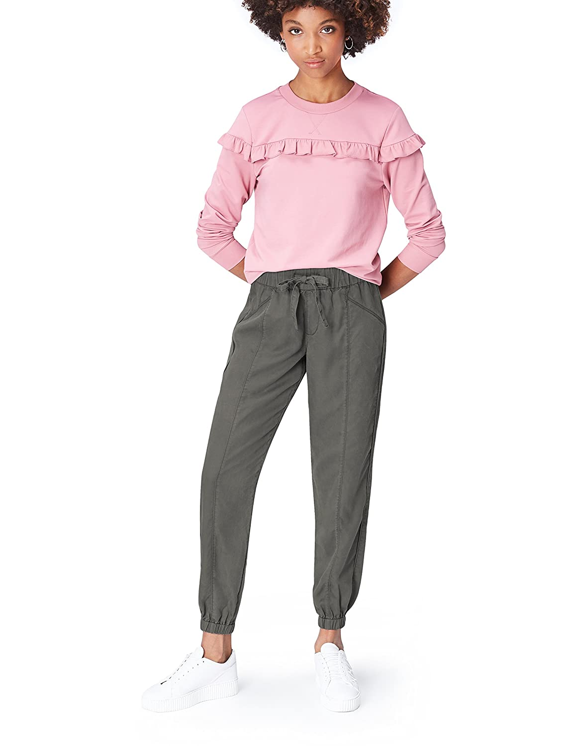 find. Utility_DC3086P - Pantalones Mujer