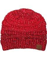 Funky Junque FunkyJunque C.C Confetti Knit Beanie - Thick Soft Warm Winter Hat - Unisex