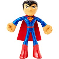 Superman - DC Justice League Extreme Bendable Action Figures (4-Inches)