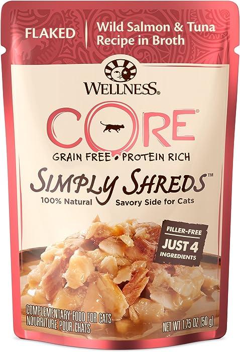 Top 10 Cat Food Core