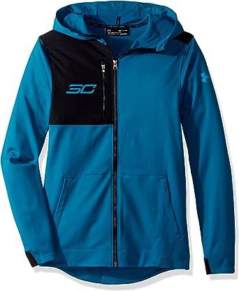 Under Armour SC30 Heatseeker Warm-Up Jacket Men/'s Size L /& 2XL Stephen Curry