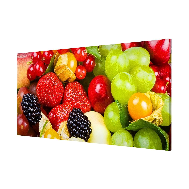 Bilderwelten magnético mezcla Junta – mezcla magnético de frutas – Panorama paisaje formato pared Metal mensaje tablero magnético, imán y pizarra tablón de anuncios mural cocina oficina, Dimensión HxW: 37 cm x 78 cm 9df52e