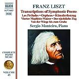 Liszt: Transcriptions of Symphonic Poems