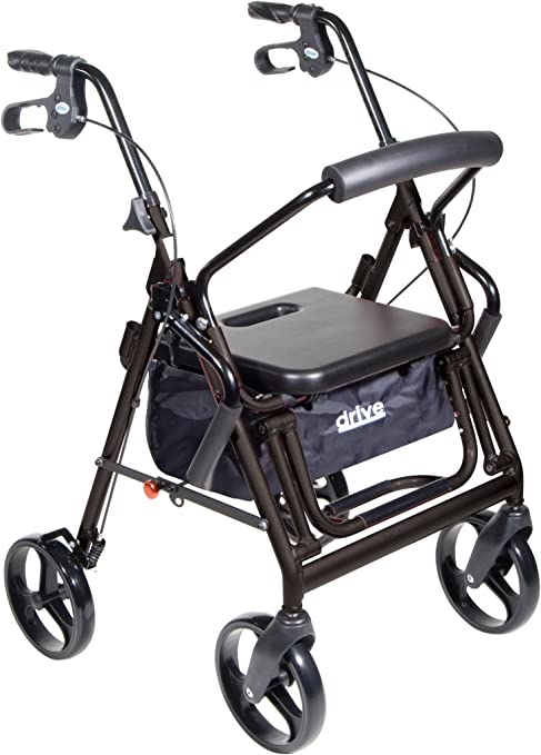 Amazon.com: Transporte dual silla/andador de Drive Medical ...