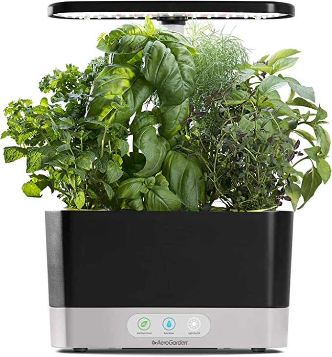 AeroGarden Black Harvest - Best Overall