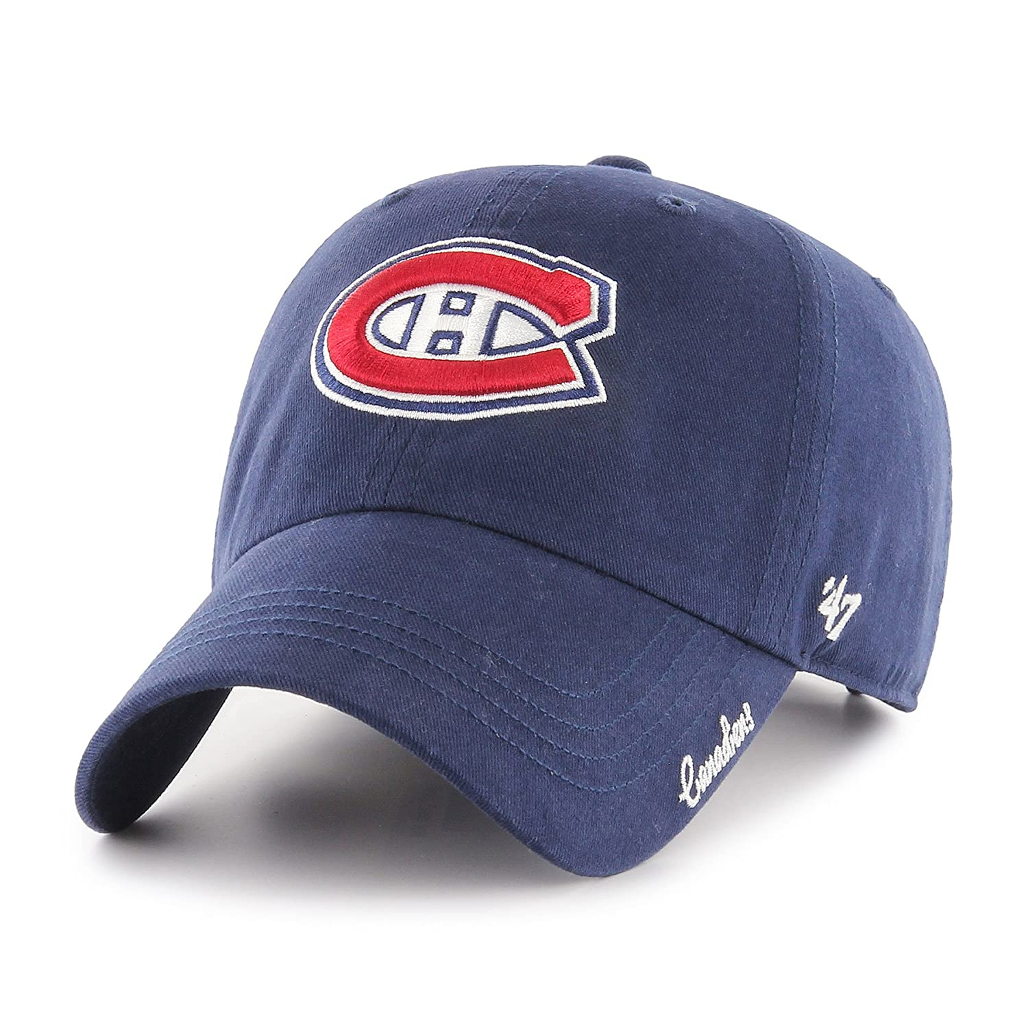 Montreal Canadiens NHL Women's Miata Clean Up Cap - One Size ' 47