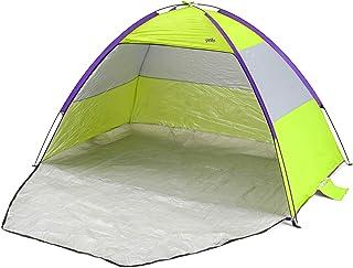 YELLO Protection UV de Plage UPF Tente d'extérieur, Vert, 2.1m 2.1m A-TY5068WH