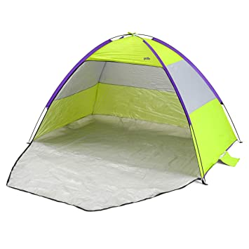 hot sale online 361f9 8c087 Yello Beach Tent SPF 50 Sun Shelter for Kids and Adults