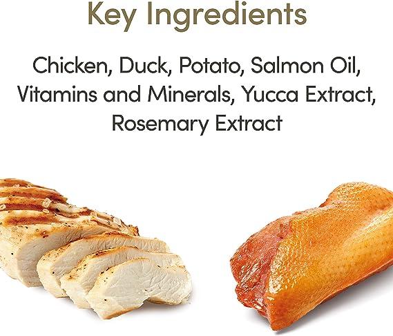 Applaws Comida seca para gatos, pollo y pato/adulto, 7.5 kg